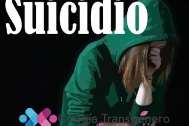 Suicidios en la comunidad transgénero